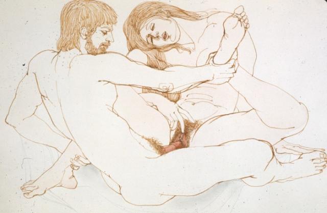 big dipper sex position